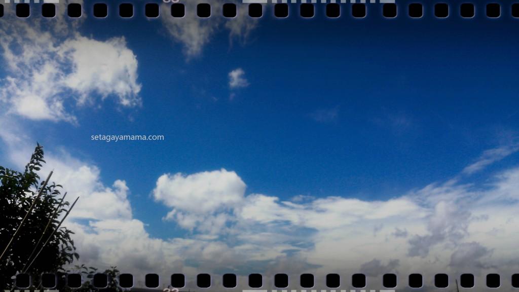 9月の空2