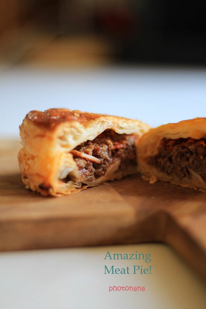 Amazing Meat Pie