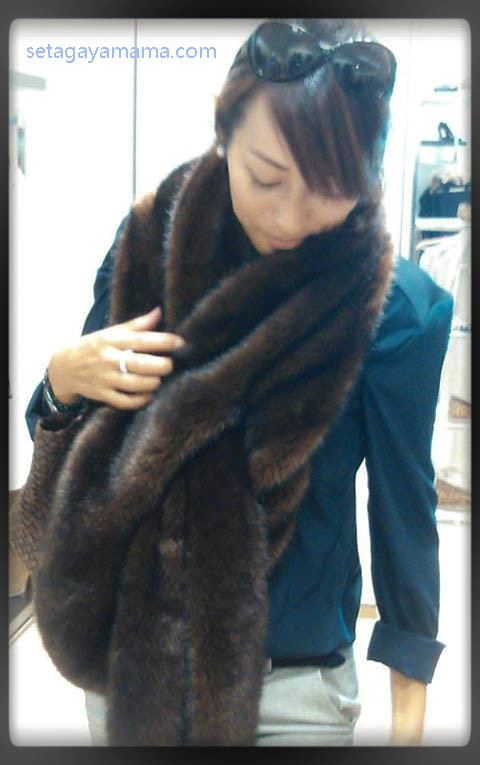 ZARA fur