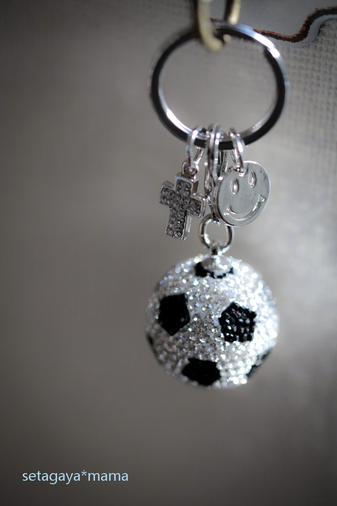 football key charm _MG_2140